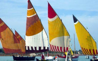 Visitare la laguna su una barca storica? Si può!