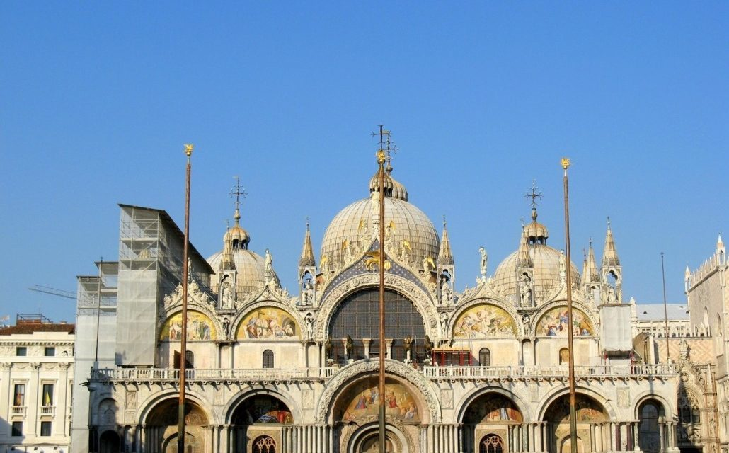 San Marco Basilica and its historical and artistic heritage