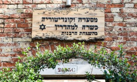 The Jewish Ghetto: a journey through the lagoon's Jewish traditions