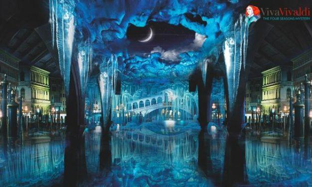 Viva Vivaldi: a symphony of lights, sounds and perfumes in Venice
