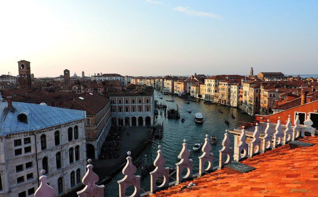 Venezia dall'alto: i migliori panorami della città lagunare