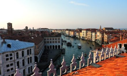 Venice from above: the best views of the lagoon city