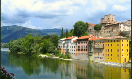 The traditions of Bassano del Grappa