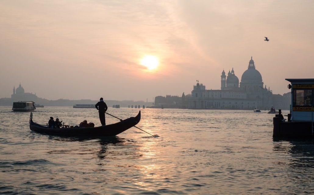 Le acque di Venezia