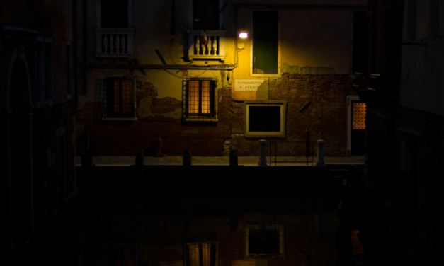 Five mysterious places of Venice