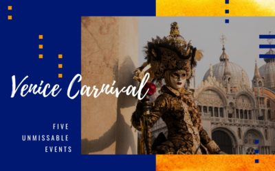 Five unmissable events at the Venice Carnival 2019
