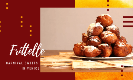 Frittelle: traditional Carnival sweets in Venice