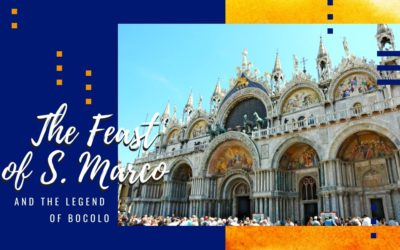 April 25 in Venice: the feast of San Marco and the legend of Bocolo