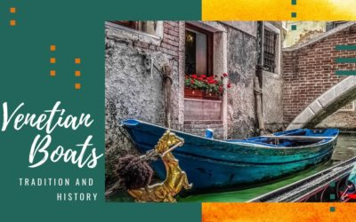 Typical Venetian boats: let's find out all of them!
