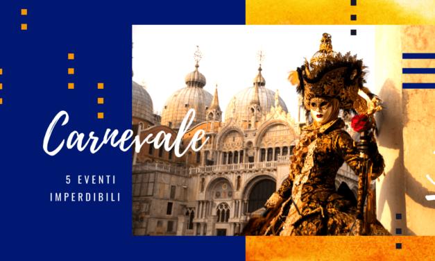 Cinque appuntamenti imperdibili del Carnevale di Venezia 2019