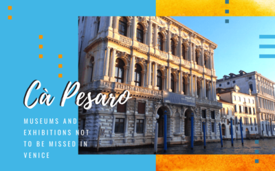 Museums and exhibitions in Venice: Cà Pesaro and modern art