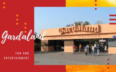 Gardaland: fun and entertainment just a step away from Verona
