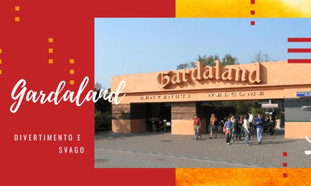 Gardaland: divertimento e svago a un passo da Verona