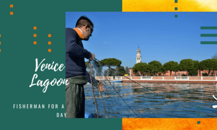 Fisherman for a day: discovering the Venice lagoon