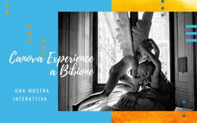 Canova Experience a Bibione, una mostra interattiva