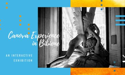 Canova Experience in Bibione, an interactive exhibition