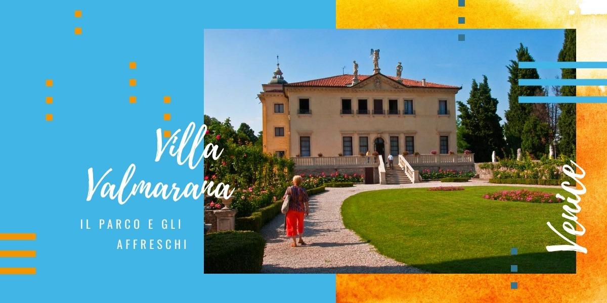 Villa Valmarana a Vicenza: il parco e gli affreschi dei Tiepolo