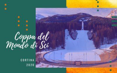 Coppa del Mondo di Sci Cortina 2020 | Un grande evento sportivo