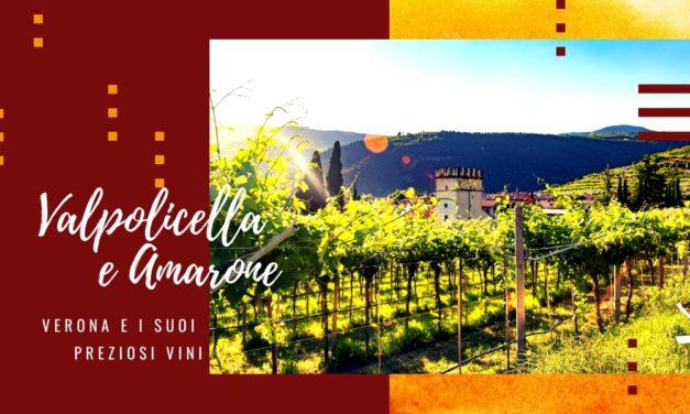 Valpolicella e Amarone, Verona e i suoi preziosi vini