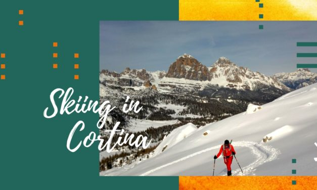 Skiing in Cortina | Italy