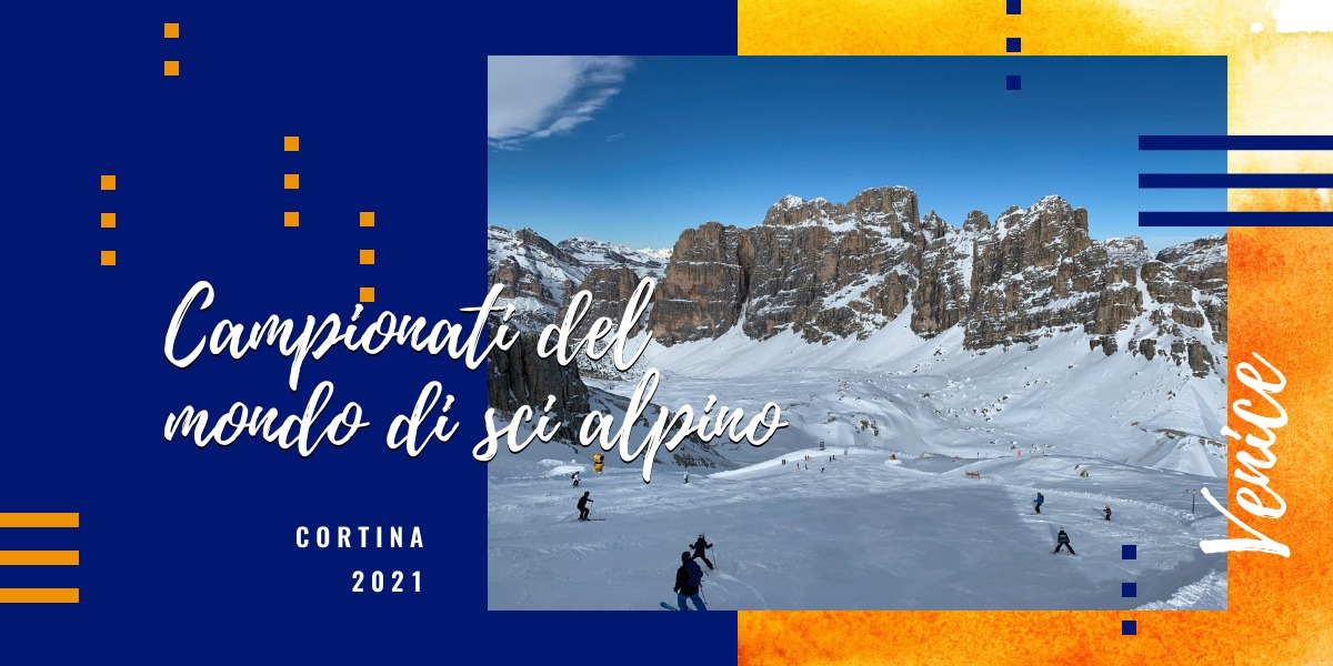 La Cerimonia d'apertura dei Campionati del mondo di sci alpino