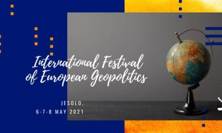 International Festival of European Geopolitics – Jesolo