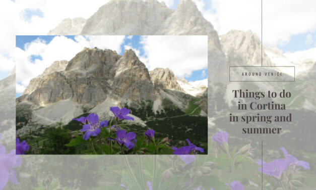 Things to do in Cortina in spring and summer