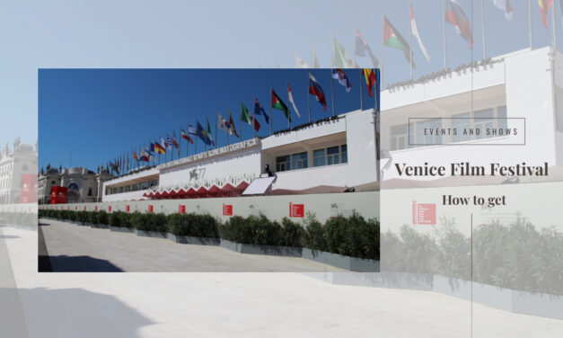 How to get to the Venice Film Festival